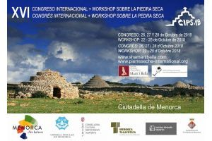 Participation in the 16th Congress on Dry Stone Walling